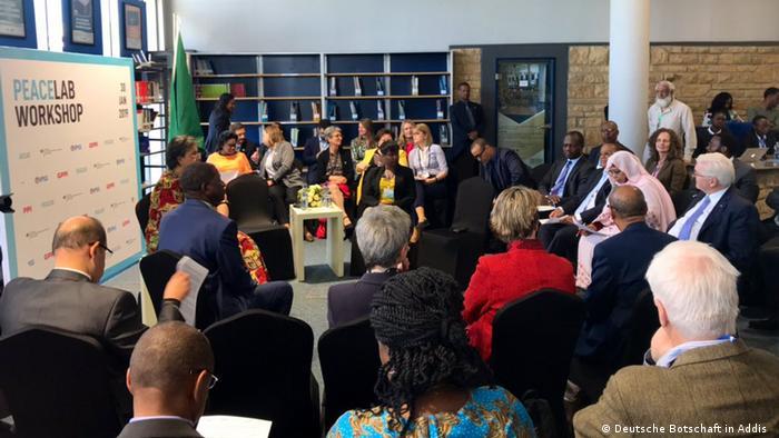 Bundespräsident Steinmeier zu Besuch in Äthiopien