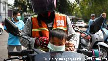 Thailand Smog in Bangkok