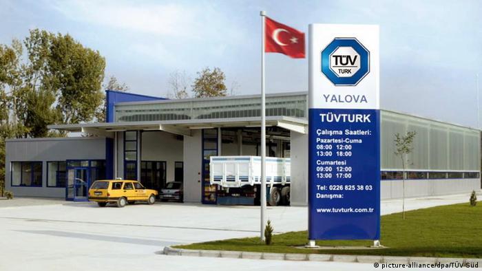 TÜV Süd kann Türkei-Expansion starten (picture-alliance/dpa/TÜV Süd)