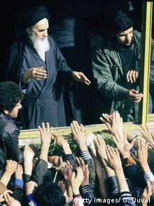 Θερμή υποδοχή στο Ιράν Φεβρουάριος του 1979