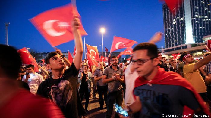 Türkei Putsch