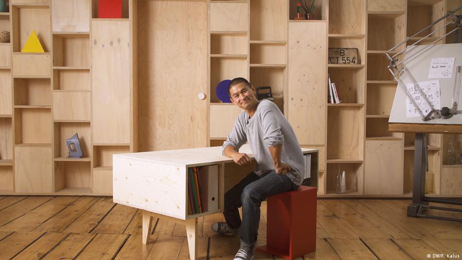 Bevorzugt How To Bauhaus - das Bauhaus-Möbel-DIY | Lebensart | DW | 27.02.2019 JY63