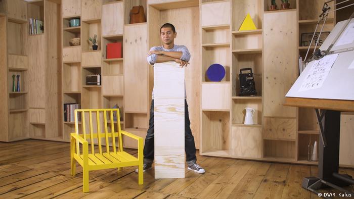 Bekannt How To Bauhaus - das Bauhaus-Möbel-DIY | Lebensart | DW | 27.02.2019 NO02