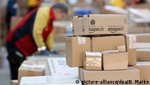 Deutschland Online-Handel Retouren | Zustellbasis DHL in Norderstedt