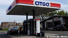 USA Tankstelle von Citgo in Sulphur, Louisiana