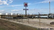 USA Raffinerie von Citgo in Corpus Christi, Texas