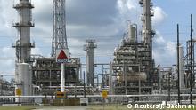 Citgo refinery in Louisiana