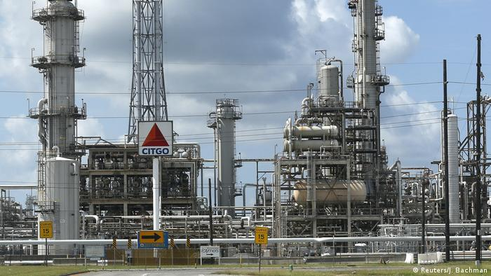 USA Raffierie von Citgo in Sulphur, Louisiana (Reuters/J. Bachman)