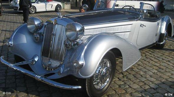 Horch 853 A Spezial Roadster
