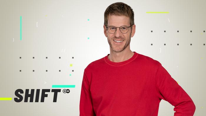 DW Shift Moderator Roger Ditter (Artikelbild)