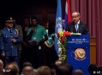 Kepala Sekretariat Iklim PBB, Yvo de Boer