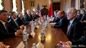 中美贸易谈判移师华府 结构性改革成谈判关键