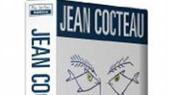 Die DVD-Box, blau-weiß, mit Schrift und Cocteau Zeichnung drauf (Foto: Pierrot le Fou)