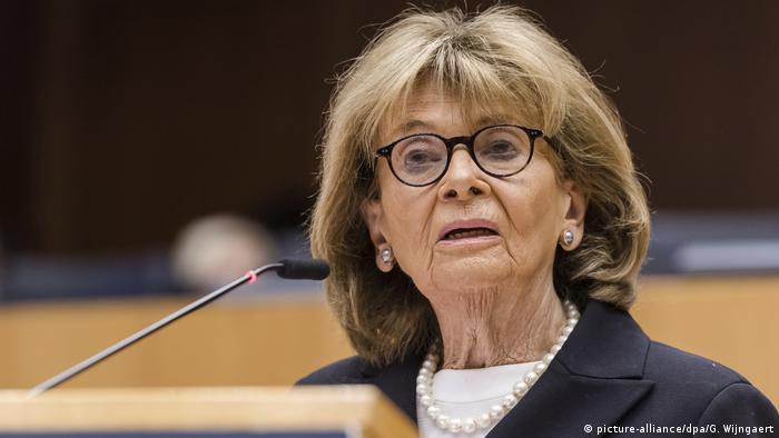 Brüssel Holocaust-Gedenken im Europäischen Parlament Charlotte Knobloch