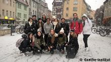 PASCH-Schüler aus Lateinamerika zum Probestudium in Jena