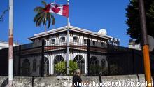 Kuba Kanadadische Botschaft in Havanna