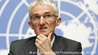 Mark Lowcock craint la famile en Afrique de l'est