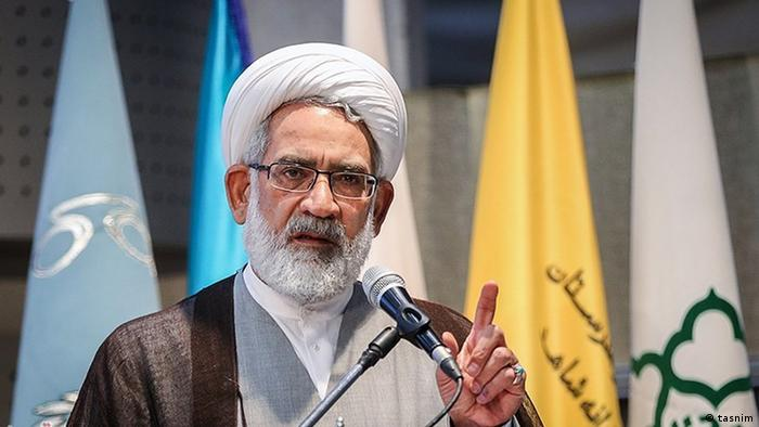 Iran Generalstaatsanwalt Mohammad Jafar Montazeri