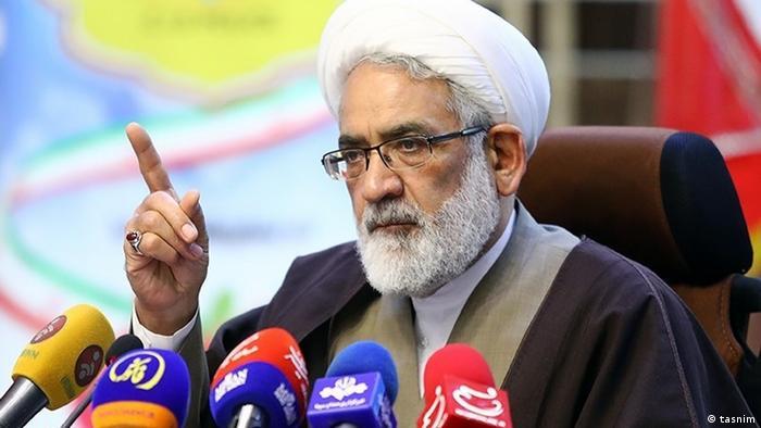 Iran Generalstaatsanwalt Mohammad Jafar Montazeri (tasnim)