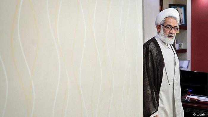 محمدجعفر منتظری، دادستان کل کشور در جمهوری اسلامی ایران