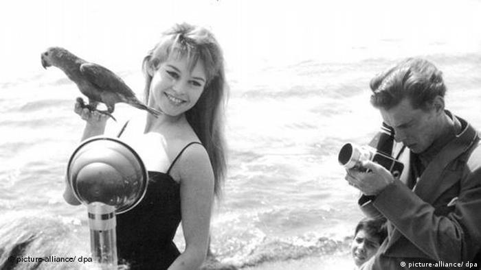 60 Jahre Filmfestival Cannes - Brigitte Bardot