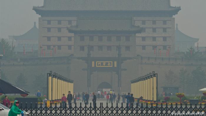 Xi'an ist nicht nur bekannt für die weltberühmte Terracotta Armee oder als Wiege der chinesischen Zivilisation. Wie die anderen Metropolen des großen Landes leidet die Stadt unter viel Verkehr und veralteten Industrie-Anlagen. Sie nimmt daher einen der Spitzenplätze in puncto Feinstaubbelastung ein.