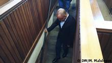 Ehemaliger Finanzminister aus Mosambik, Manuel Chang, vor Gericht