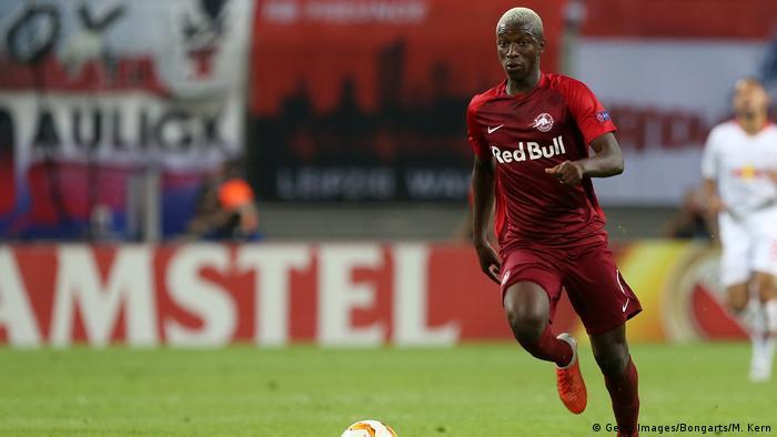 Amadou Haidara, FC Salzburg (Getty Images/Bongarts/M. Kern)