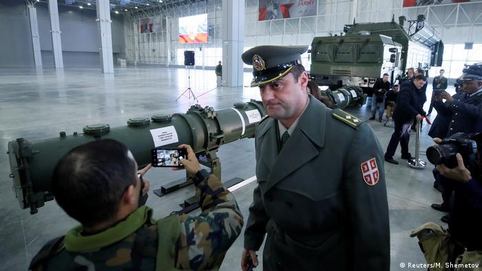 Russland zeigt Marschflugkörper SSC-8/9M729 bei Moskau