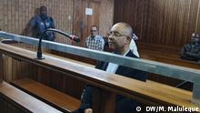 Südafrika Ehemaliger Finanzminister aus Mosambik, Manuel Chang, vor Gericht