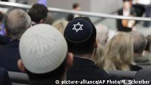 Deutschland Holocaust Gedenkstunde im Bundestag