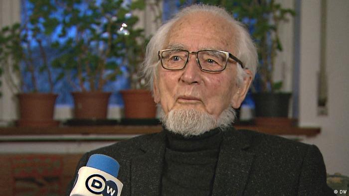 Interview Erhard Eppler (DW)