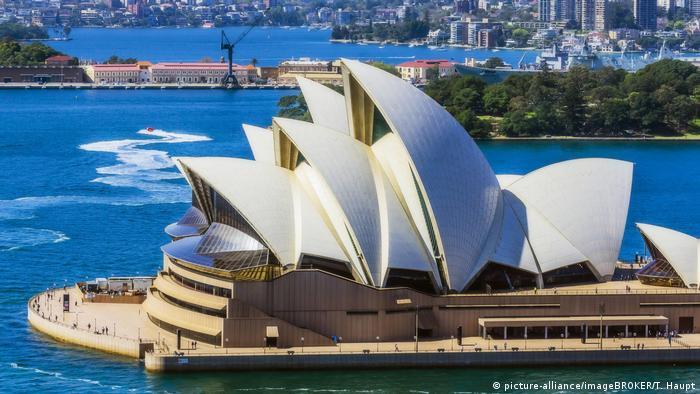 Faszination Oper | Opernhaus Sydney (picture-alliance/imageBROKER/T. Haupt)