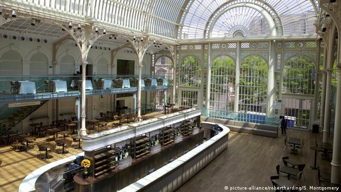 Faszination Oper | Königliches Opernhaus Vilar Floral Hall (picture-alliance/robertharding/S. Montgomery)