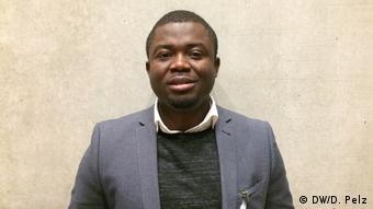 Stephen Adaawen Migrationsexperte Ghana
