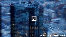 Frankfurt Zentrale Deutsche Bank