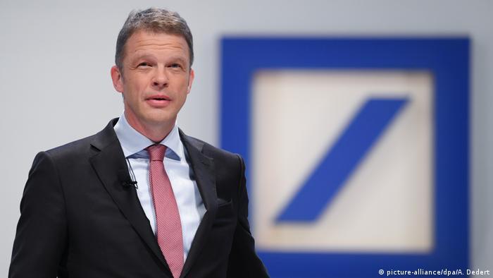Deutsche Bank CEO Christian Sewing