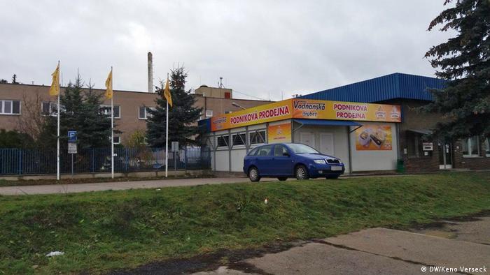 Tvornica Vodanská u Mirovicama