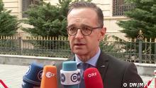 EU-Außenministertreffen Bukarest Heiko Maas