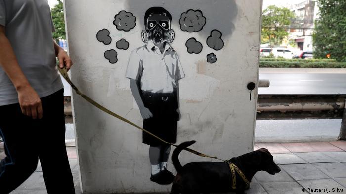 Thailand | Luftverschmutzung in Bangkok (Reuters/J. Silva)