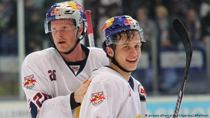 Dominik Kahun, deutsch-tschechischer Eishockeyspieler | 2015