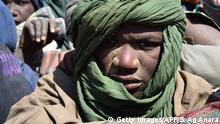 Afrika Flucht Flüchtlinge aus Niger und Nigeria