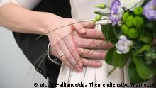 Heiraten - Ehering