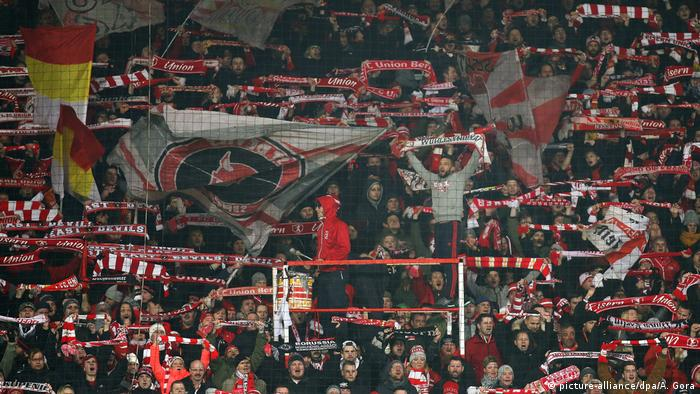 Fußball 2.Bundesliga | 19. Spieltag | 1. FC Union Berlin - 1. FC Köln