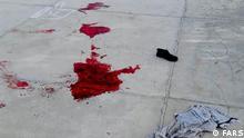 Iran Terrorattacke an Revolutionsgarde
