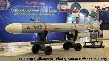 Iran Hoveizeh Cruise Rakete