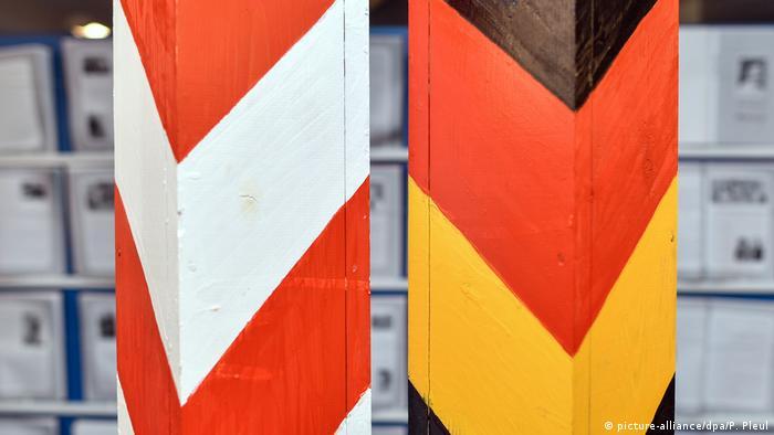 Deutsch-Polnische Beziehung Symbolbild