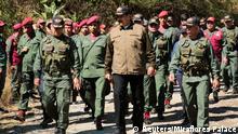 Venezuela Krise | Präsident Nicolas Maduro bei Militärübung