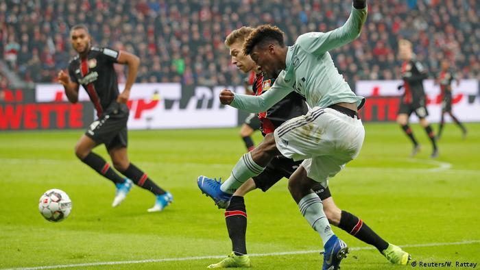 Deutschland Bundesliga Bayer Leverkusen - Bayern München