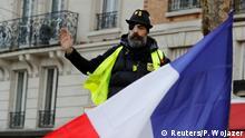 Frankreich Gelbwesten-Protest in Paris | Jerome Rodrigues